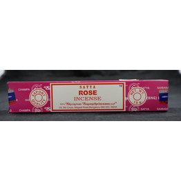 Satya Satya Incense 15g Rose