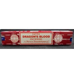 Satya Satya Incense 15g Dragons Blood