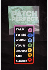 Aligned Chakras Patch