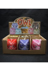 Owl Candles