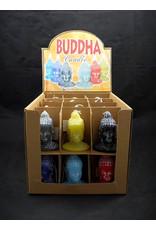 Buddha Head Candle Assorted