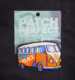 VW Peace Van Patch