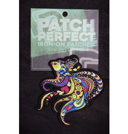 Koi Fish Patch
