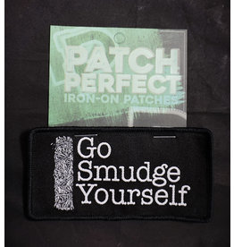 Go Smudge Yourself Patch