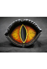 Dragon Eye Polyresin Ashtray
