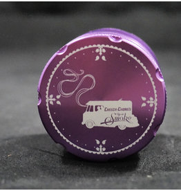 Cheech & Chong's Up in Smoke Cheech & Chong Up In Smoke Grinder - Purple
