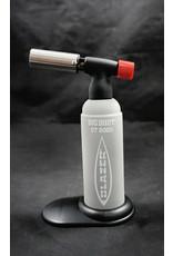 """Blazer Big Shot Torch - 7.5"""" Gray with Glow Logo"""