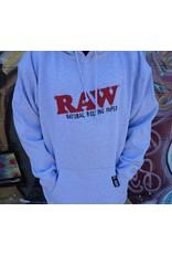 Raw Raw OG Hoodie - Heather Gray