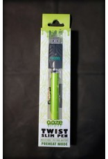 Ooze Ooze Twist Battery with USB Charger Green