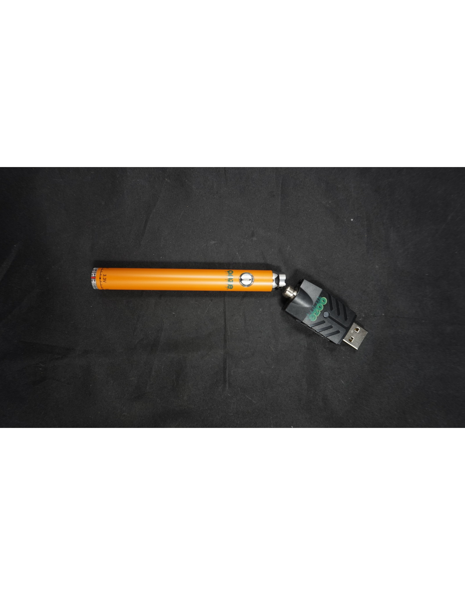 Ooze Ooze Twist Battery with USB Charger Orange