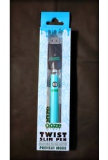 Ooze Ooze Twist Battery with USB Charger Teal