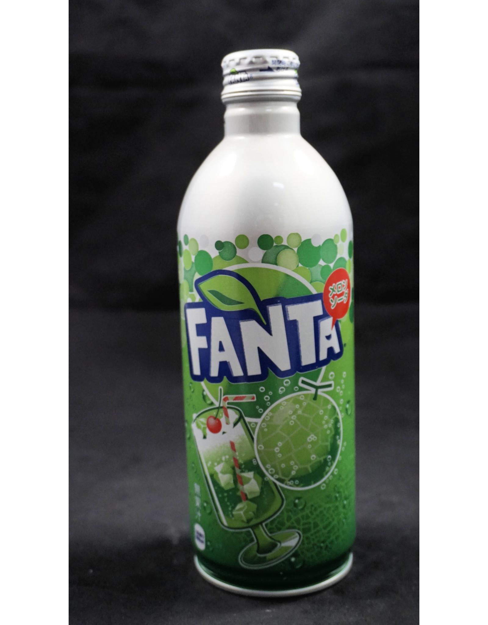 Fanta Melon Cream