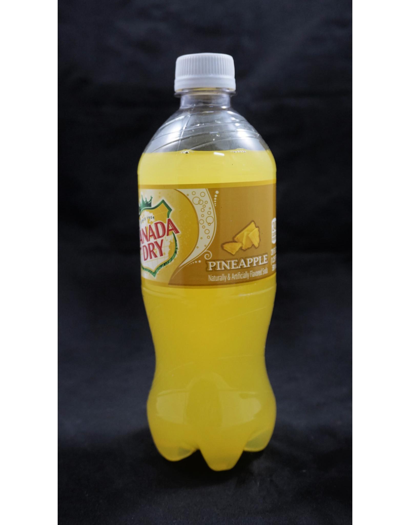 Canada Dry Pineapple Canada