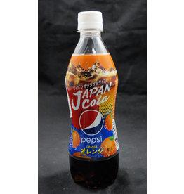 Pepsi J Cola Orange Japan