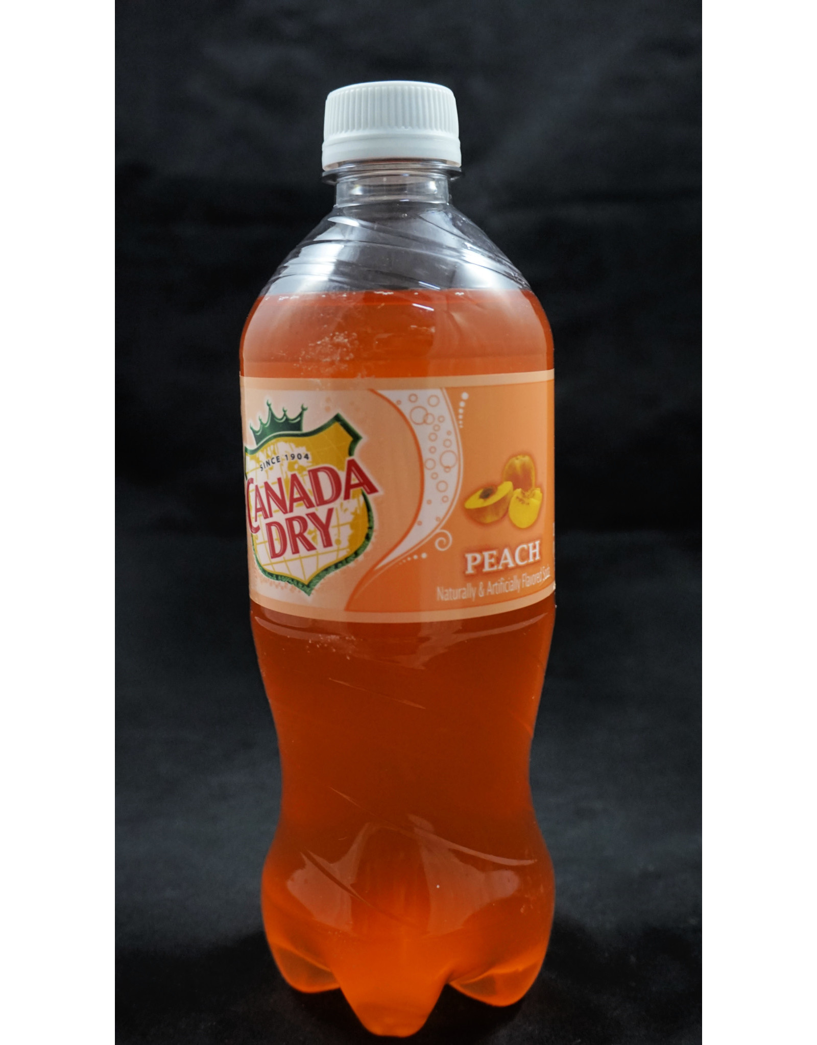 Canada Dry Peach