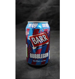 Barr Bubble Gum Sugar Free