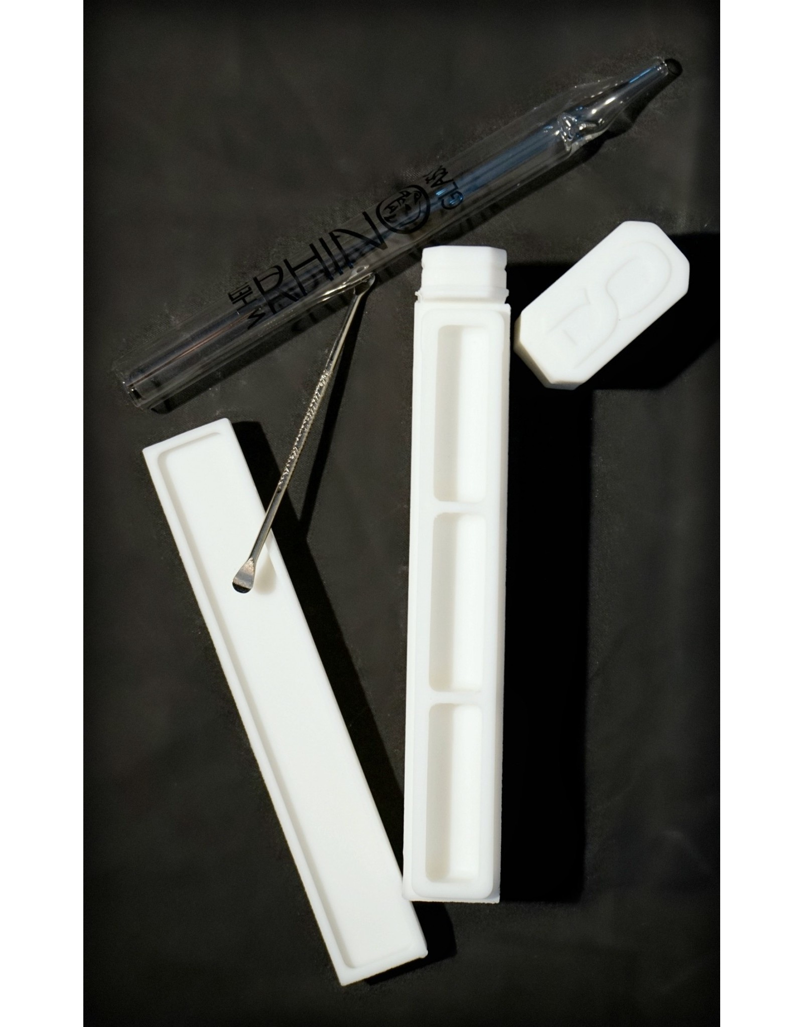 Dab Out Silicone Dab Kit White