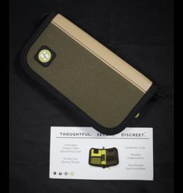 Stashlogix Alma Hardshell Case - Olive