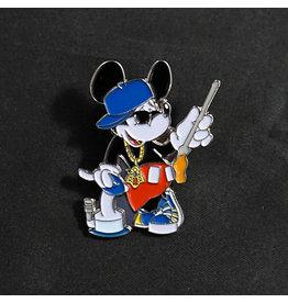 Sticky Icky Mickey Hat Pin