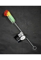 Randy's Black Label 3/4 Cleaning Brush - Rasta