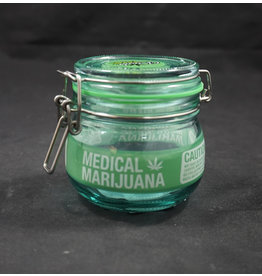 Medical Marj Jane Glass Jar - Small