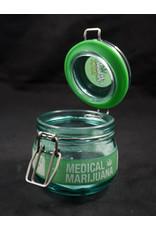Medical Marj Jane Glass Jar - Small