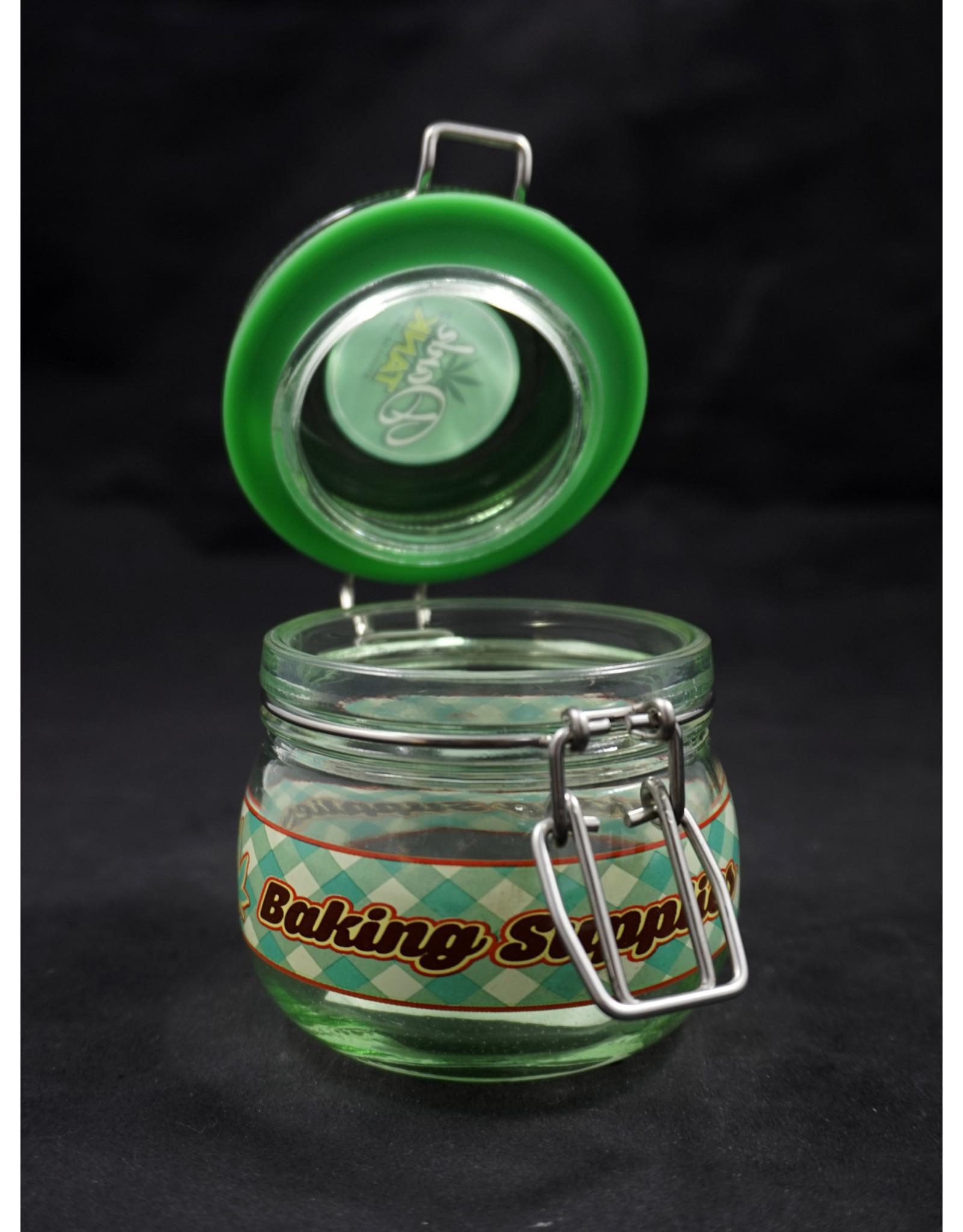 Baking Supplies Glass Jar - Small