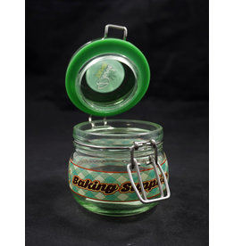 Baking Supplies Glass Jar - Small