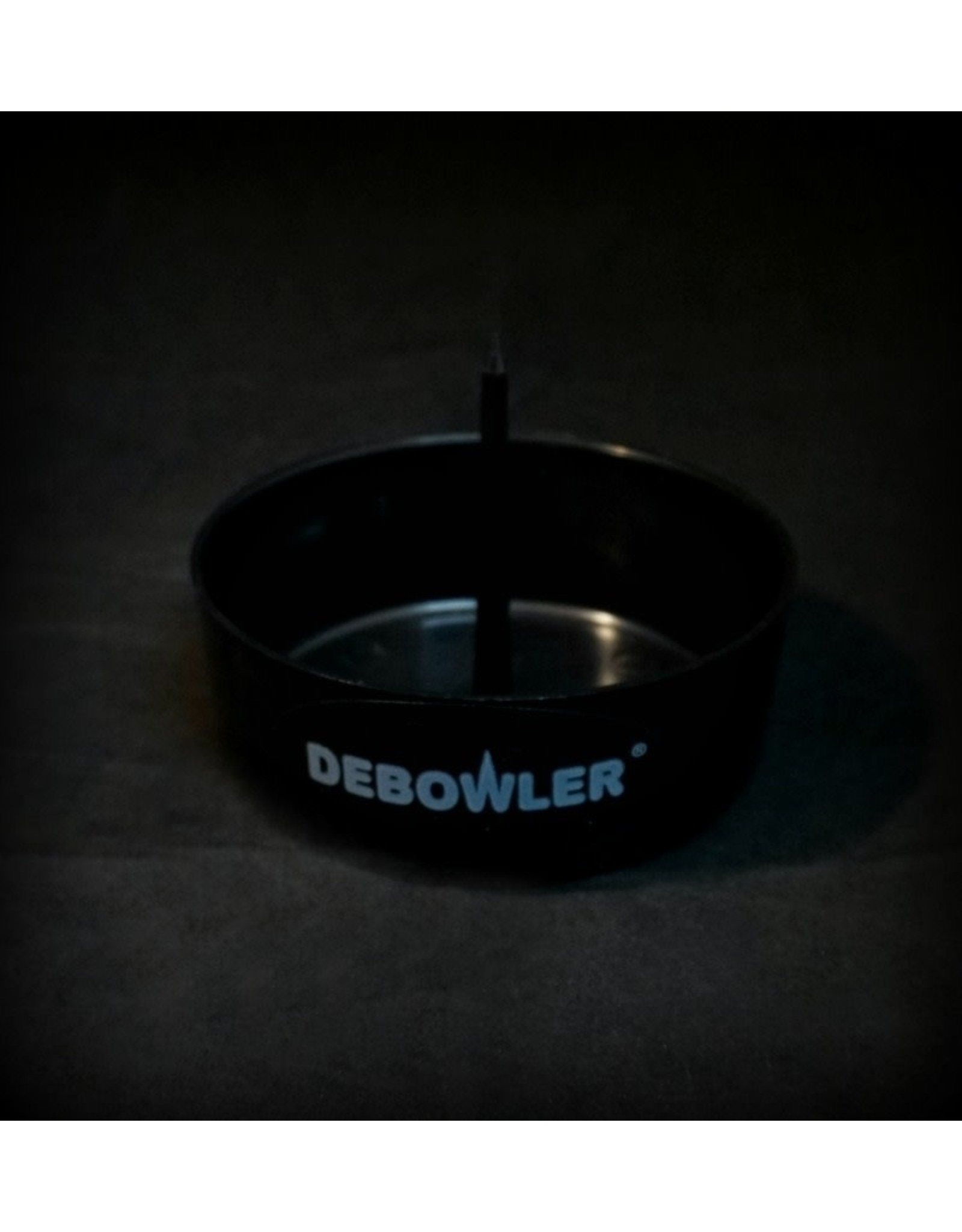 Debowler Ashtray Black