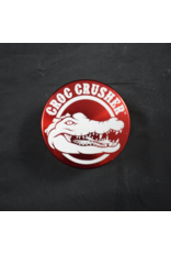 "Croc Crusher Croc Crusher 2.5"" 4pc - Rasta"