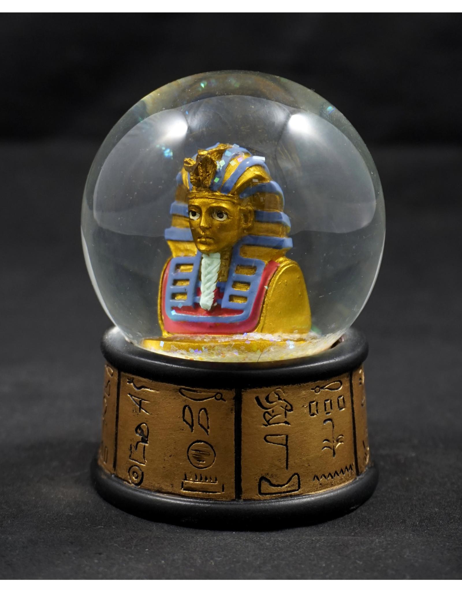 Egyptian Statue - Tut Water Globe