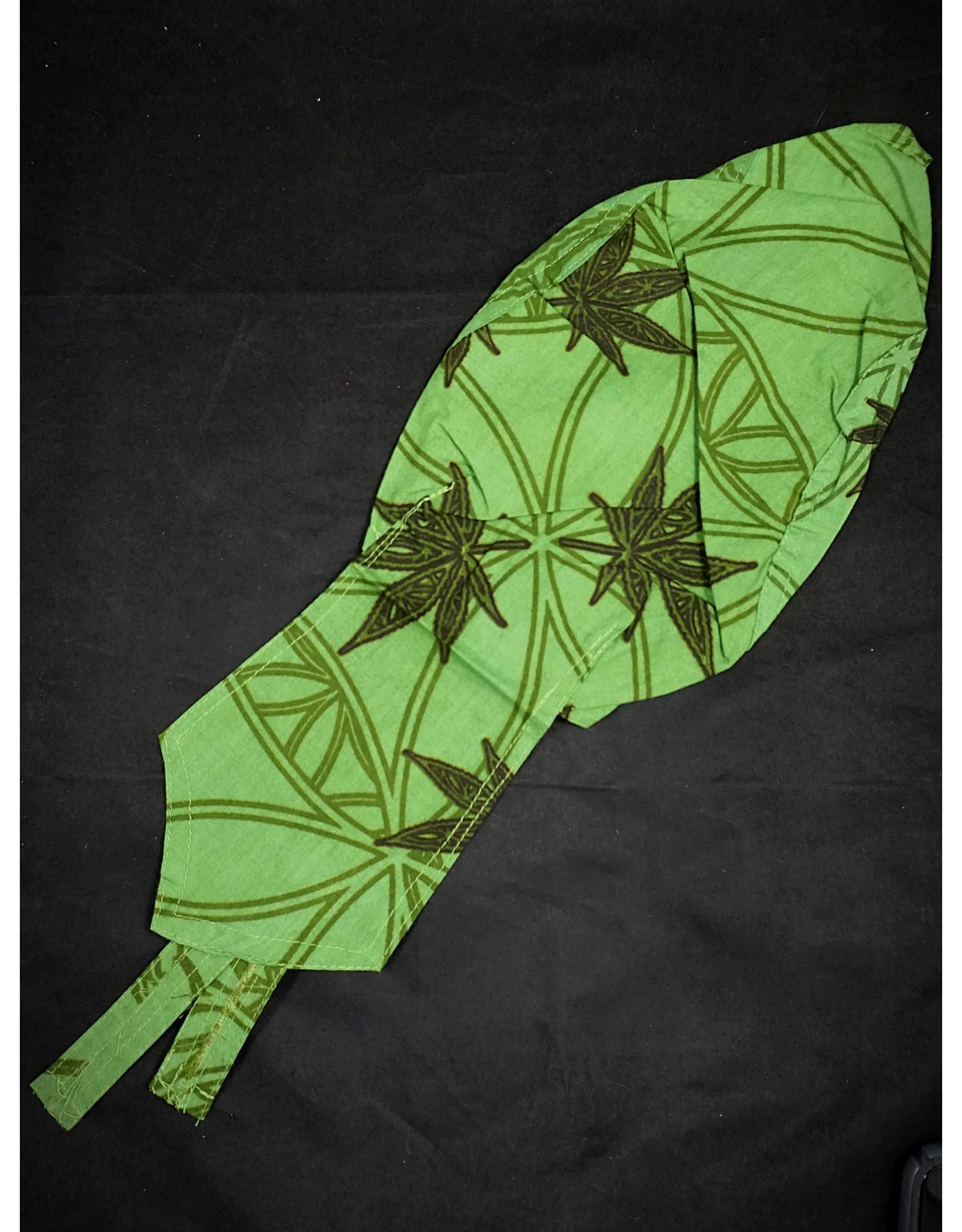 Doo Rag Leaf Of Life Green