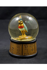 Egyptian Statue - Horus Water Globe