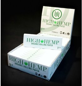 High Hemp High Hemp Organic Papers 1.25