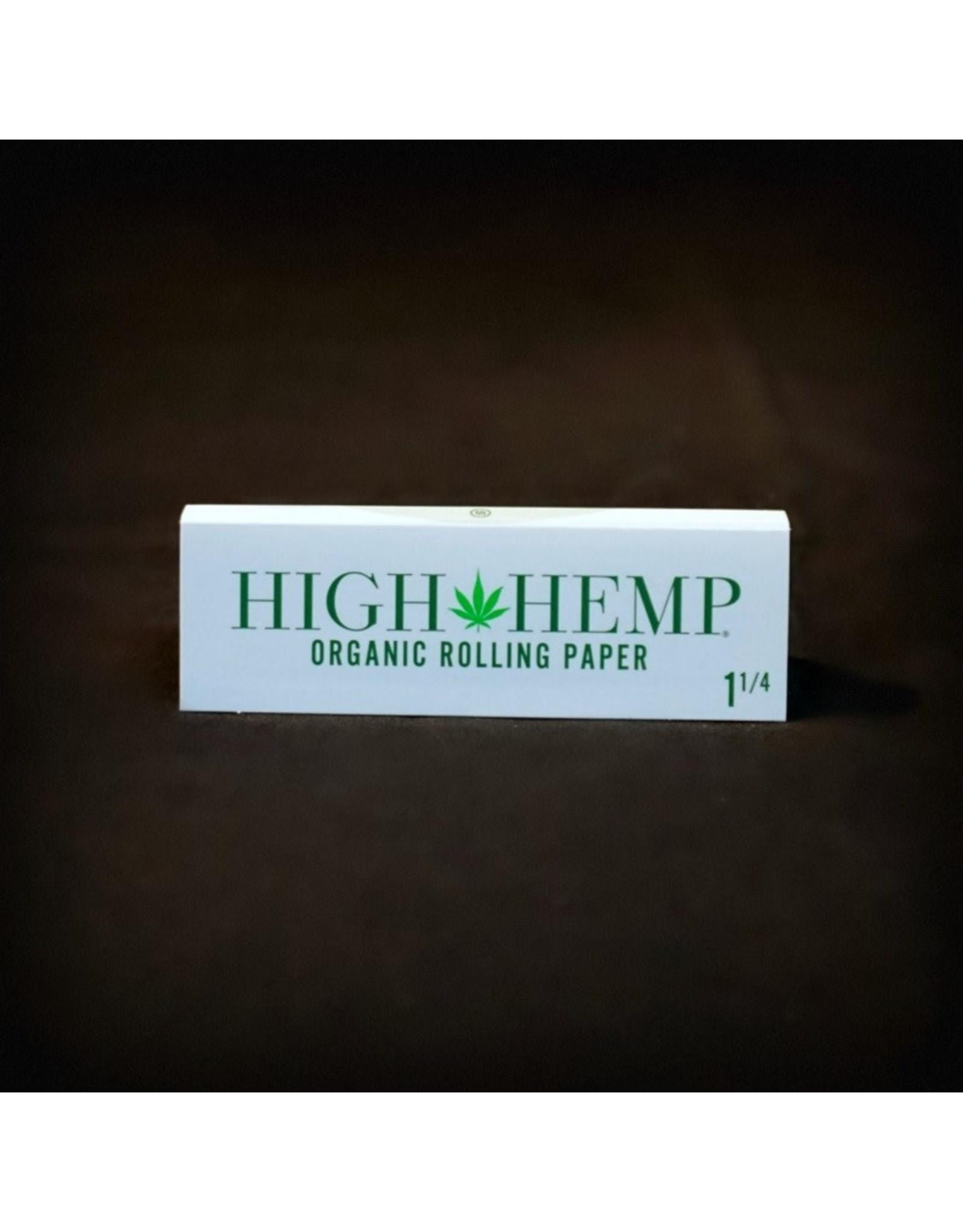 High Hemp High Hemp Organic Papers 1.25