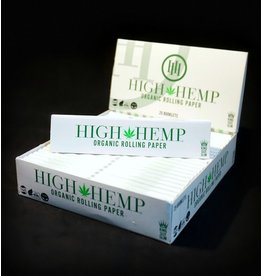High Hemp High Hemp Organic Papers KS