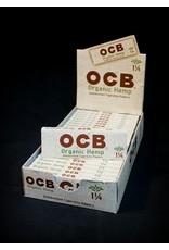 OCB OCB Organic Hemp Papers 1.25