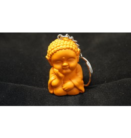 Pocket Buddha Keychain -  Love