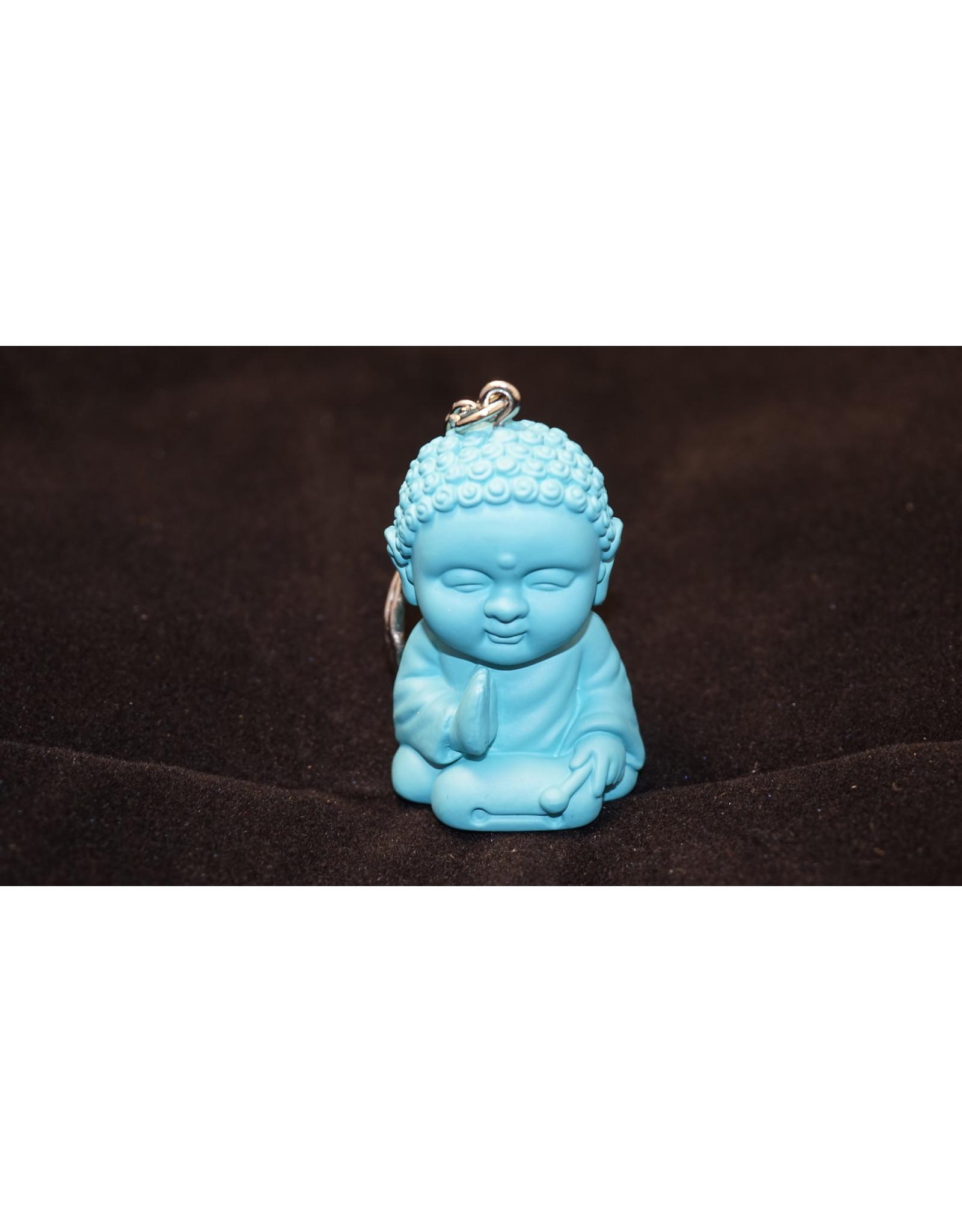 Pocket Buddah Keychain -  Harmony