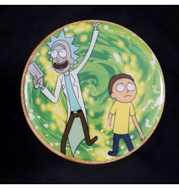 Rick and Morty Glass Jars Medium -  Portal