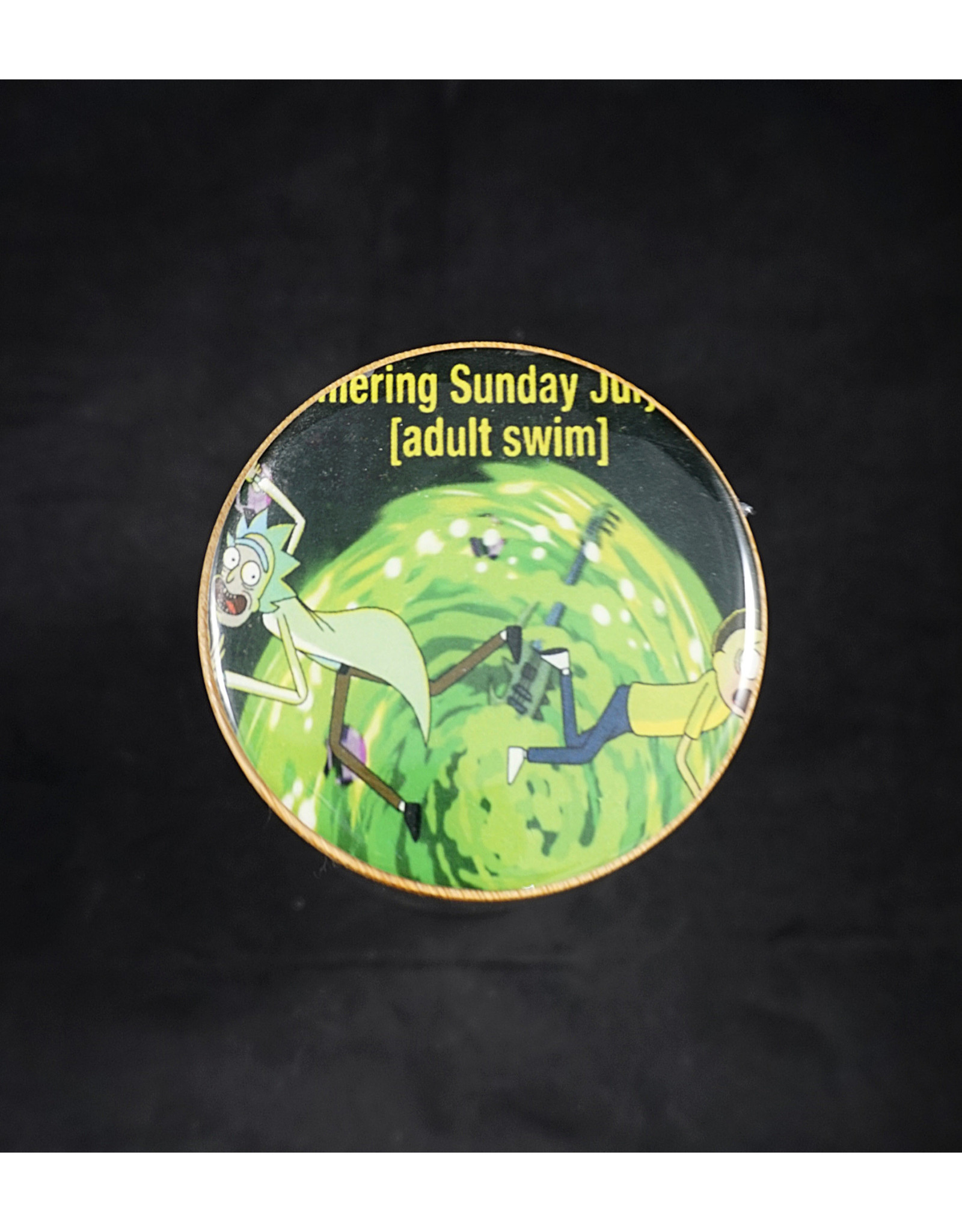 Rick and Morty Glass Jars Medium -  Adult Swim