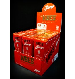 Vibes Papers Vibes Cones Hemp KS 3pk