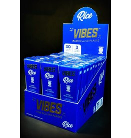 Vibes Papers Vibes Cones Rice KS 3pk