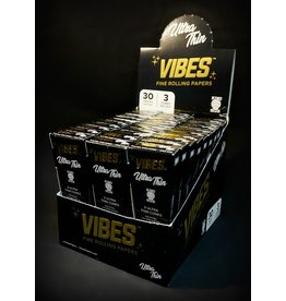 Vibes Papers Vibes Cones Ultra Thin KS 3pk