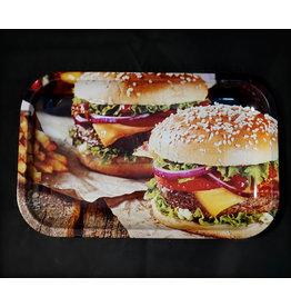 Pulsar Pulsar Metal Rolling Tray Medium Burger World