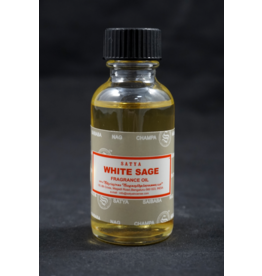 Satya Satya Fragrance Oil - White Sage