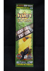 Juicy Jay's Juicy Hemp Wrap Mango Papaya