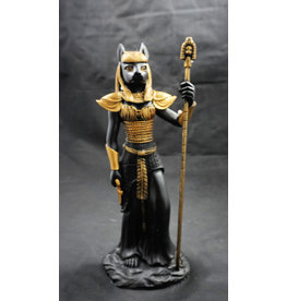 Egyptian Statue - Cleopatra Statue Cast Bronze