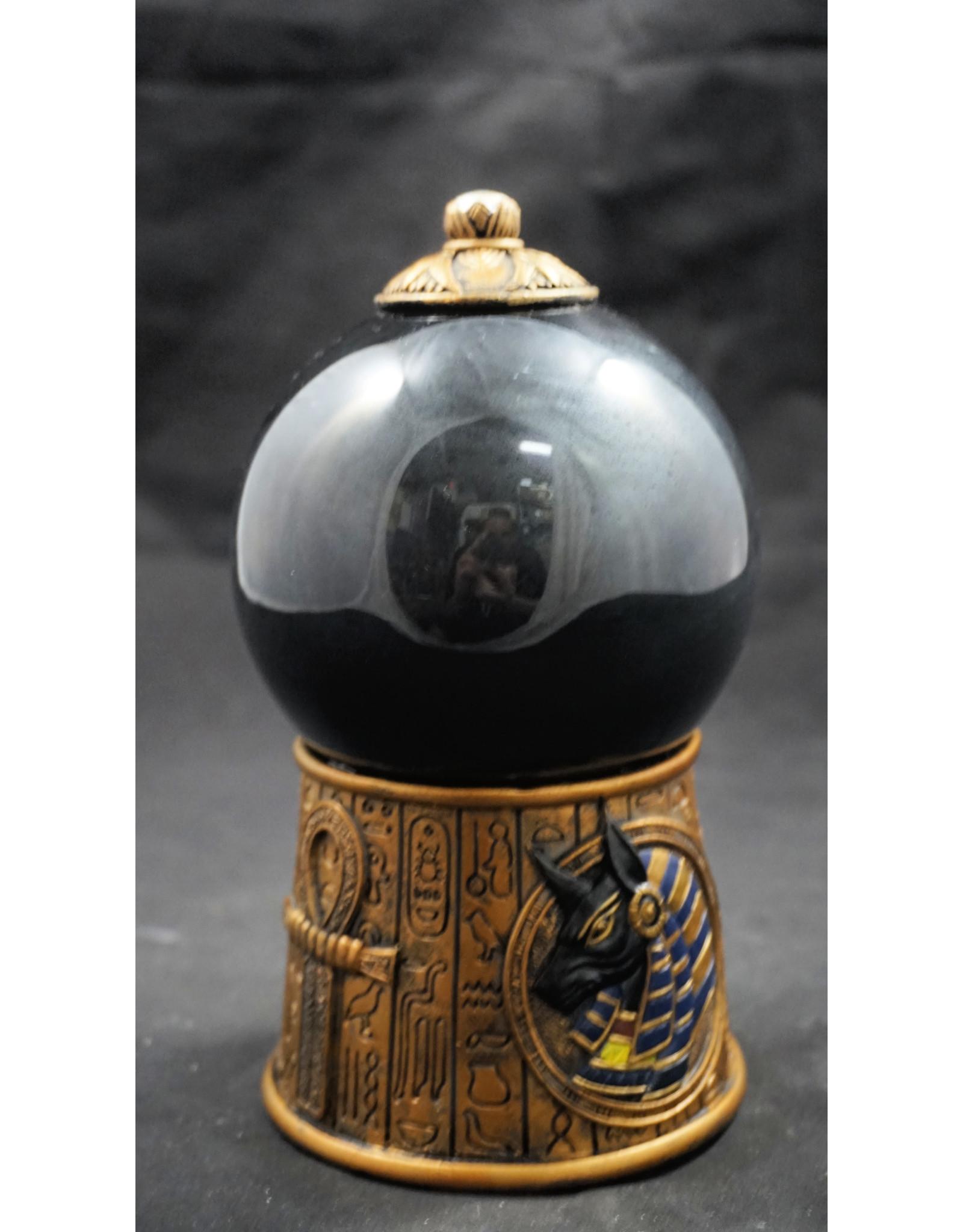 Egyptian Statue - Anubis Storm Ball