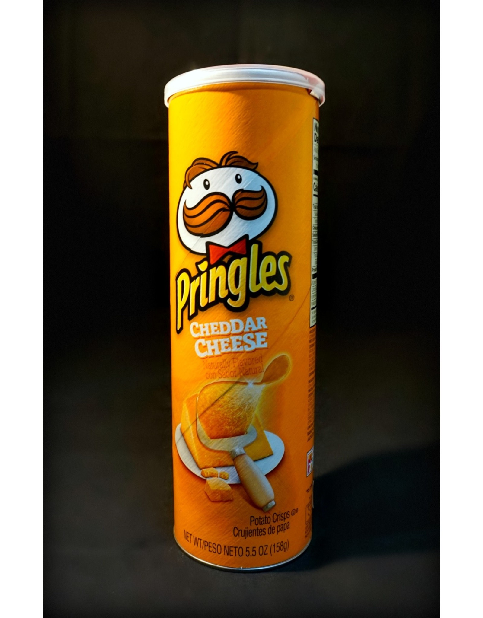 Pringles Chedder Cheese Diversion Safe